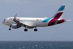 D-AEWQ Eurowings A320-200 Arrecife Airport Lanzarote (Vanquish-Photography) Tags: daewq eurowings a320200 arrecife airport lanzarote vanquish photography vanquishphotography ryan taylor ryantaylor aviation railway canon eos 7d 6d 80d aeroplane train spotting