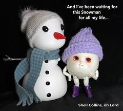 I can feel it (bentwhisker) Tags: dolls bjd resin anthro snowman egg aimerai mrsnowman soom neoangelregion humptydumpty philcollins song 5879