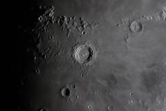 Copernicus (markkilner) Tags: canon eos 80d dslr broadstairs kent england kilner telescope astronomy astrophotography orion xt10 dobsonian reflector televue 25xpowermate moon lunar crater copernicus 3000mm avistack registax skytelescope skyatnight newtonian