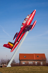 Brustem 2019 : MT03 CM170 Magister (Hermen Goud Photography) Tags: airfields belgianairforce belgium belgië brustem ebstlimburgregionalairport mt03cm170preservedn3brustem mt48cm17033sq magister militair vliegvelden aviation