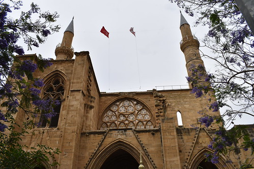 Nicosia, Selimiye Mosque (formerly Cathedral of Saint Sophia)