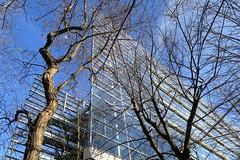 Fondation Cartier pour l'Art Contemporain à Paris 14ème, Architecte : Jean Nouvel (Sokleine) Tags: fondationcartier jeannouvel nouvel museum musée architecture contemporary glass verre paris 75014 frenchheritage france