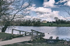 Danson Lake (Kam Sanghera) Tags: landscape kent bexleyheath uk united kingdom danson park lake house duck sky welling canon eos 5d mark ii ef24105mm f4l is usm ef 24105mm