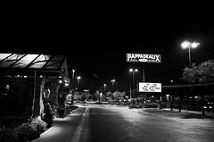 freezing night in texas 1 (peaceblaster9) Tags: winter night quiet restaurant austin texas blackandwhite bnw bw blackwhite travel 冬 夜 レストラン 旅 白黒 モノクロ モノクローム ricoh ricohgr2 gr2