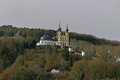 Käppele (Michael Döring) Tags: würzburg stadtmitte mariäheimsuchung käppele wallfahrtskirche ludwigkai afs105mm14e d850 michaeldöring