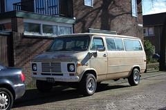 Chevrolet G30 Sportvan 5.7 1977 (50-YD-57) (MilanWH) Tags: chevrolet g30 g van chevy beauville sportvan 57 1977 50yd57 gseries windows ratlook