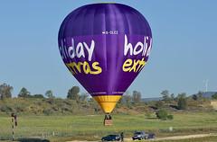 Igualada-Odena. LEIG. (Josep Ollé) Tags: balloon globo globus proves test flights gclcz