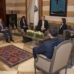 Secretary Pompeo Meets With Minister of Interior Raya El Hassan in Beirut thumbnail