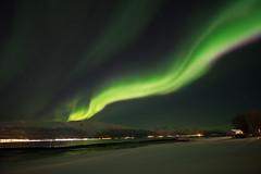 aurora norway (jarguel) Tags: aurore aurora northernlights tromsø troms tisnes night nuit lights fuji fujixt1 samyang12mm astronomie astronomy