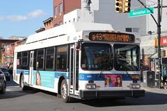 IMG_5116 (GojiMet86) Tags: mta nyc new york city bus buses 2012 c40lf cng 403 b43 manhattan greenpoint avenue