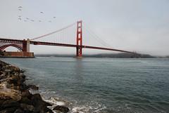 Golden Gate (Sun~Lover) Tags: goldengatebridge sanfrancisco bridge california red suspension marincounty josephstrauss wonderofthemodernworld sr1 us101 1937 17miles 27km explore 2019