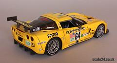 Corvette C6R - 64 (cmwatson) Tags: chevrolet corvette c6r 2007 lemans revell 07396 studio27 scale24 sdcc2401c