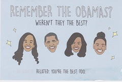 From Cruzin (USA) (AunteyEm/MichelleW) Tags: postcards postcrossing