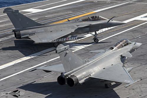Dassault Rafale M '11' Flotille 12F