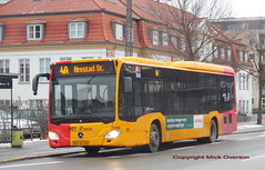 This is the sole 12m bus on the 4A contract - 3296 a replacement for burned out 13m 3293 (sms88aec) Tags: this is sole 12m bus 4a contract 3296 replacement for burned out 13m 3293