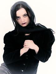 Alexandra (anthonypantelis) Tags: gothic portrait beauty prettygirl studio elegant london eyes pretty beautiful female magic