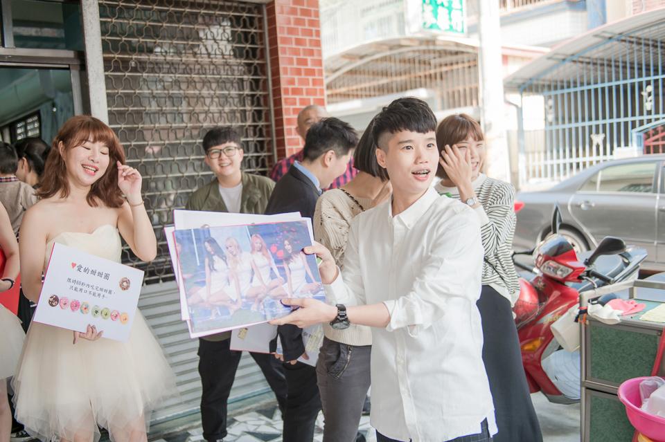 台南婚攝 東東永大館 T & W 019