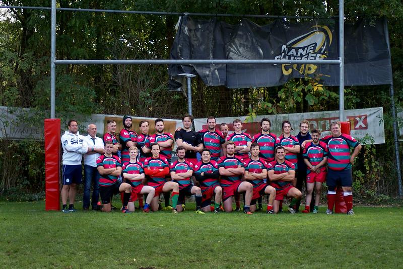 Senioren 2 Rugby Mechelen - Schilde