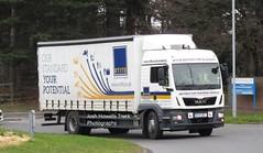 RTITB RT11 TBT at Telford (Joshhowells27) Tags: lorry truck rtitb rt11tbt curtainsider man telford tgm mantgm trainingvehicle