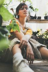 Boréalis | 5 (_ALBX_) Tags: naturallight indoor portrait woman photography photographer canon canon80d sigma 30mm albxphoto albx art