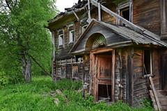 0190 (deni.spiri) Tags: lostplaces abandoned abandonedplaces russia abandonedworld adventures decay adventure nature offroad abandonedplace kostroma village urban forgotten forggoten trip urbex wood oldhouse discovery journey oldbuilding lost
