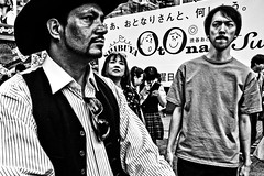 Faces of Shibuya (Victor Borst) Tags: street streetphotography streetlife reallife real realpeople asia asian asians faces face candid fuji fujifilm xpro2 expression japan japanese shibuyacrossing tokyo urban urbanroots urbanjungle portrait streetportrait blackandwhite bw mono monotone monochrome city cityscape citylife