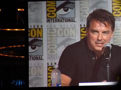 John Barrowman Comic Con 16 (jfer21) Tags: comiccon16 legendsoftomorrow johnbarrowman arrow doctorwho olympusem5