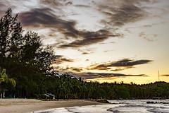 Sunset on Phu Quoc (NguyenMarcus) Tags: hdr ocean beach landscape sunset redsunset nature auragramz worldtrekker sea natgeotravel bluesky vietnam aasia clouds phúquốc kiêngiang vn