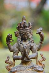 Avalokitesvara,  Sadaksari-Lokesvara (TREASURES OF WISDOM) Tags: avalokitesvara tara laxmi goddess tibetan quality wow wonderful worship what is this wisdom ritual religious tribal art tantric tibet yes unseen unusual unknown intresting item indian bronze idol om mani padmi hum pagan puja artefact artifact asian spiritual shamanic spirituality sacred shrine spirit sculpture statue deity fantastic faith figure god healing hindu himalayan saint love longevity look like kharchher