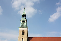 Marienkirche (gondolingirltravels) Tags: berlin germany city holiday deutschland europe history eu citybreak architecture