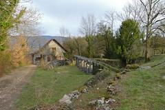 Moulin et bief (boutigny) Tags: moulin bief mill ain bugey culoz vieillespierres oldstones