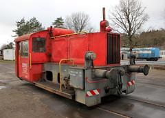Köf II (Schwanzus_Longus) Tags: harpstedt german germany railroad railway freight cargo train depot dhe diesel engine loco locomotive small yard switcher shunter köf ii 2 old classic vintage