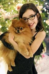 Jade en Zino (roland_tempels) Tags: family child dog supershot