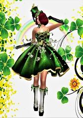irrISIStible@ SWANK March 2019 (Geoffrey Firehawk MR V♛ Belgium 2014) Tags: sl secondlife event swank outfit saintpatrick irrisistible mesh avatar beauty style attitude fashion fashionpixel femalewear femaleclothing female model modeling mode mannequin