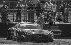 The World's Most Beautiful Marshall (Rudi Pack Photography) Tags: brandshatch msv blancpain gt gt3 mercedes gravel sprint race motorsport racing german marshal barc brscc