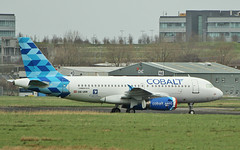 cobalt air a319-132 oe-ian at shannon 9/3/19. (FQ350BB (brian buckley)) Tags: cobaltair a319132 oeian einn