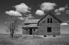 once was home (eDDie_TK) Tags: colorado co coloradoseasternplains washingtoncountyco washingtoncounty highplains abandoned homesteads farms rural rurallife ruralliving neglected