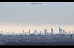 Milano (fabrizio daminelli ) Tags: fabriziodaminelli canon grattacieli nebbia panorama lombardy lombardia landscape paesaggio fog milano milan