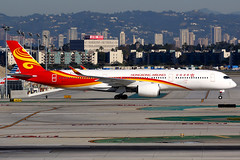 Hong Kong Airlines | Airbus A350-900 | B-LGH | Los Angeles International (Dennis HKG) Tags: aircraft airplane airport plane planespotting canon 7d 100400 losangeles klax lax hongkongairlines hongkong crk hx airbus a350 a350900 airbusa350 airbusa350900 blgh