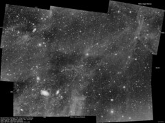 Integrated Flux Nebulae (IFN) Mosaic (kees scherer) Tags: ifn integrated flux nebula steve mandel mw2 mw3 angel volcano astrophotography faint qhyccd qhy16200 astropixelprocessor mosaic galactic cirrus