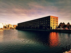 Wapping Quay, Liverpool (bobbex) Tags: liverpool merseyside victorianarchitecture redbrick