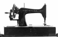 Vintage sewing machine (sydbad) Tags: vintage sewing machine coex mall gangnamgu seoul sony sonya7 ilce7mk2 sel2470z alienskin exposure7