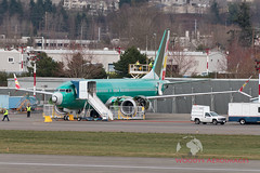 7318 61853 B-207Q 737-8 Lucky Air (737 MAX Production) Tags: b737 boeing737max boeing boeing737 boeing7378 boeing7378max 731861853b207q7378luckyair