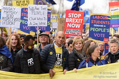 Put It To The People March - London, 23 March 2019 (The Weekly Bull) Tags: annasoubry brexit britain chukaumunna conservative eu europeanunion london peoplesvote tory uk democracy demonstration protest rally rerun referendum remainers