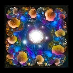 Fractal Jewel (EOSXTi) Tags: jewel fractal photoshop art visualart