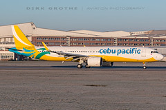 CebuPacific_A321neo_RP-C4118_20190119_XFW-2 (Dirk Grothe | Aviation Photography) Tags: cebu pacific a321 neo rpc4118 xfw