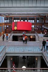 Centre Belge de la Bande Dessinée (Belgisch Stripcentrum), Rue des Sables - Bruxelles (Belgique) 19/02/2019 (YAOF Design) Tags: centrebelgedelabandedessinée cbbd bandedessinée belgischstripcentrum belgiancomicstripcenter victorhorta 1902 190219 bruxelles brussels belgique belgium canon80d canonefs24mmf28stm yaofdesign yaof design