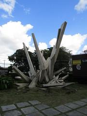 Parque del Tren Blindado (wallygrom) Tags: cuba jibacoa santaclara cheguevara trenblindado armouredtrain monument museum