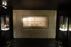 25º Aniversario del fallecimiento de Salvador Dalí (Jose Luis RDS) Tags: dali salvadordali teatro museo sony rx10 bigote