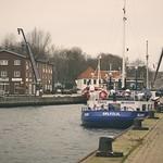 Hafen Burgstaaken - 8. Februar 2019 - Fehmarn - Schleswig-Holstein - Deutschland thumbnail